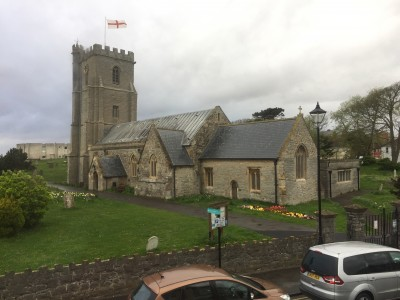 COVID-19 | Public worship at St Andrew's suspended.