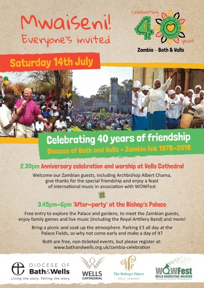 Your Invitation to celebrate 40 years of friendship