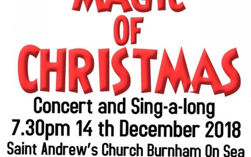 The Magic of Christmas Concert